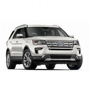 Hình đại diện Ford Explorer tại Công ty cổ phần Dana | Ford Đà Nẵng