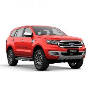 Hình đại diện Ford Everest tại Công ty cổ phần Dana | Ford Đà Nẵng